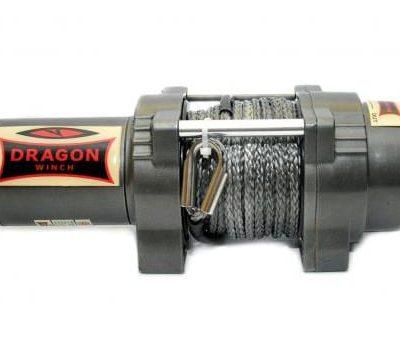Лебедка для квадроцикла DWH 4 500 HD-S / 2041 кг Cинтетический трос