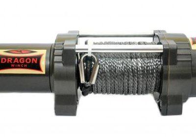 Лебедка для квадроцикла DWH 4 500 HDL-S / 2041 кг Cинтетический трос