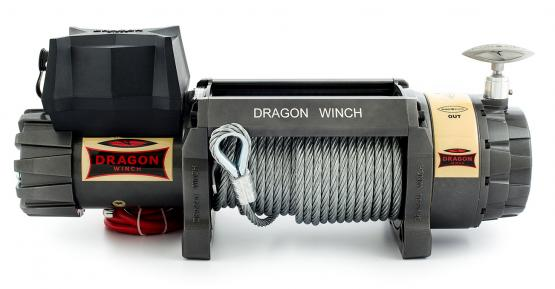 Лебедка DWH 9000 HD