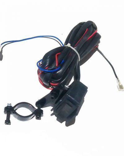 Пульт проводной с крепежом на руль ATV DWM 3000-3500, DWH 2500-4500