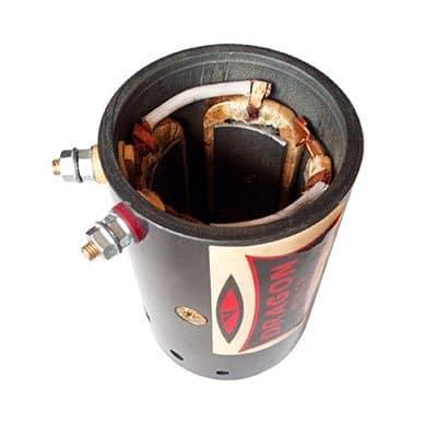 Статор двигателя в корпусе DWT 18000-22000